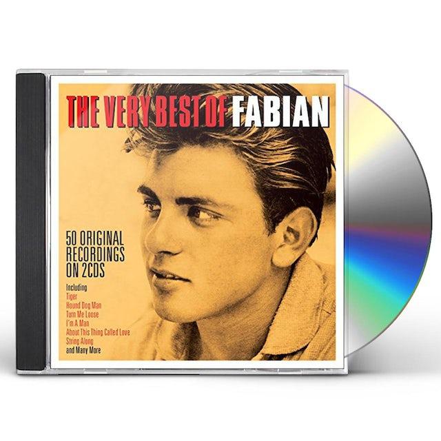 Fabian VERY BEST OF CD