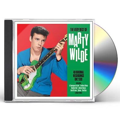 Marty Wilde VERY BEST OF CD