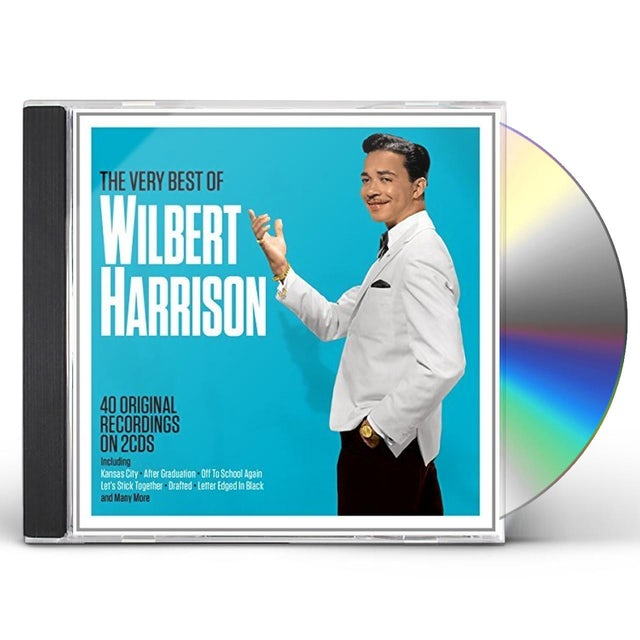 Wilbert Harrison VERY BEST OF CD