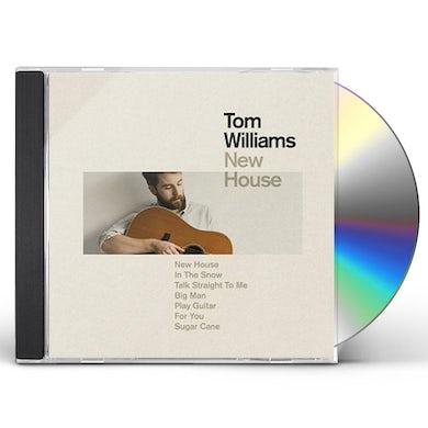 Tom Williams NEW HOUSE CD