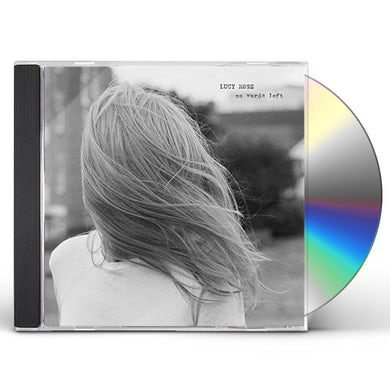 Lucy Rose NO WORDS LEFT CD