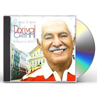Dorival Caymmi QUE E QUE O BAIANO TEM: SERIE GRANDES SUCESSOS CD