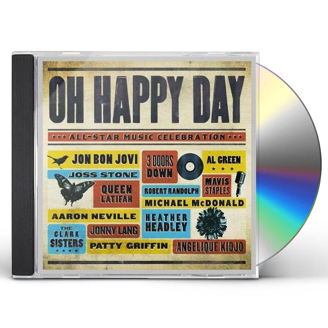 Oh Happy Day: All Star Music / Various
