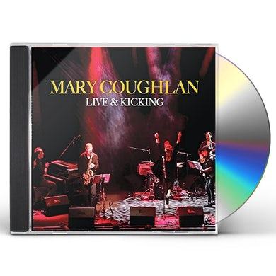 Mary Coughlan LIVE & KICKING CD
