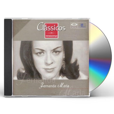 Fernanda Maria CLASSICOS DE RENASCENCA CD
