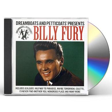 DREAMCOATS & PETTICOATS PRESENTS BILLY FURY CD