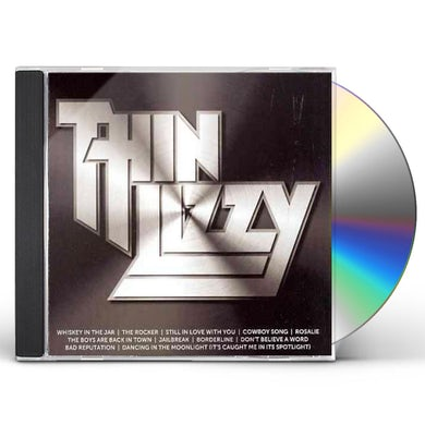 Thin Lizzy ICON CD