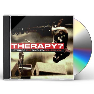 Therapy STORIES: THE SINGLES COLLECTION CD