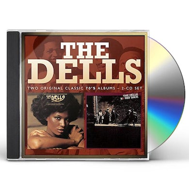 Dells WE GOT TO GET OUR THING TOGETHER / NO WAY BACK CD