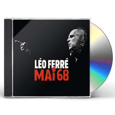 Leo Ferre MAI 1968 CD