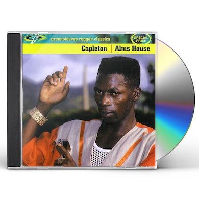 Capleton ALMS HOUSE CD