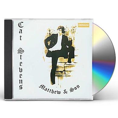 Yusuf / Cat Stevens MATTHEW & SON CD