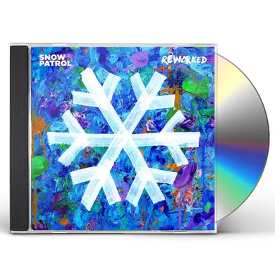 Snow Patrol Reworked CD