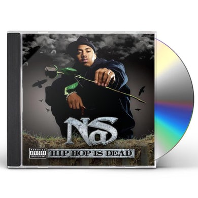 Nas HIP HOP IS DEAD CD