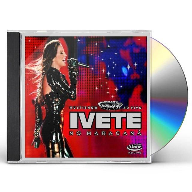 Ivete Sangalo LIVE NO MARACANA (+1 TRACK) CD
