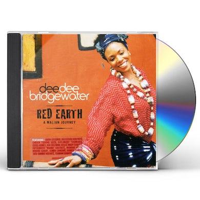 Dee Dee Bridgewater RED EARTH CD