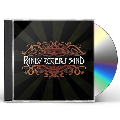 Randy Rogers BAND CD