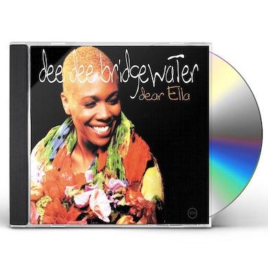 Dee Dee Bridgewater DEAR ELLA CD