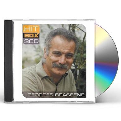 Georges Brassens HIT BOX CD
