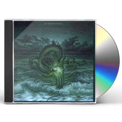 In Mourning WEIGHT OF OCEANS CD