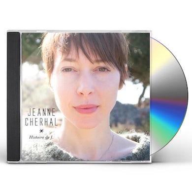 Jeanne Cherhal HISTOIRE DE J. CD
