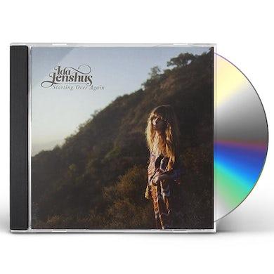 Ida Jenshus STARTING OVER AGAIN CD