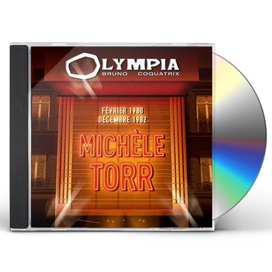 Michele Torr OLYMPIA 2CD / 1980 & 1982 CD