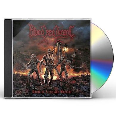 Blood Red Throne UNION OF FLESH & MACHINE CD