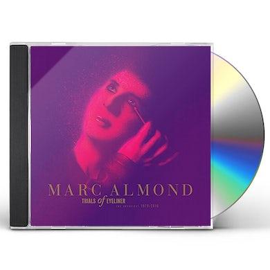 Marc Almond TRIALS OF EYELINER: ANTHOLOGY 1979-2016 CD
