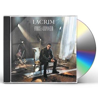 Lacrim FORCE & HONNEUR CD