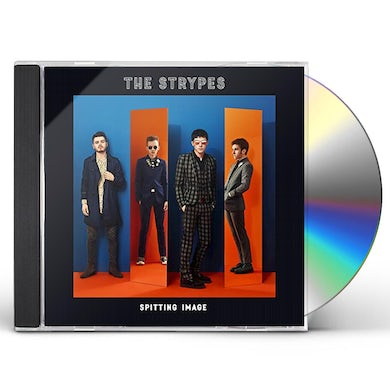 Strypes SPITTING IMAGE CD