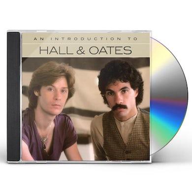 Daryl Hall & John Oates AN INTRODUCTION TO CD
