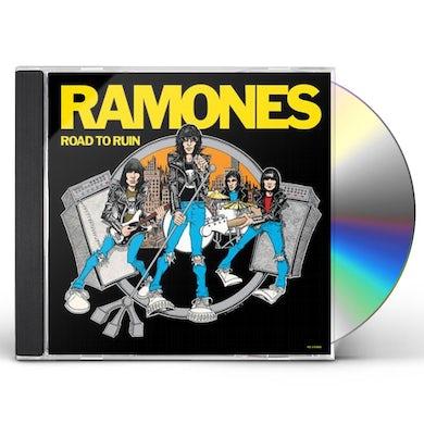 Ramones Road to Ruin CD