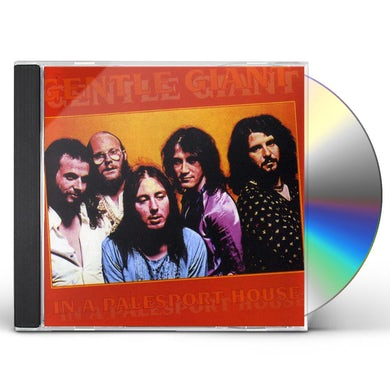 Gentle Giant IN A PALESPORT HOUSE CD