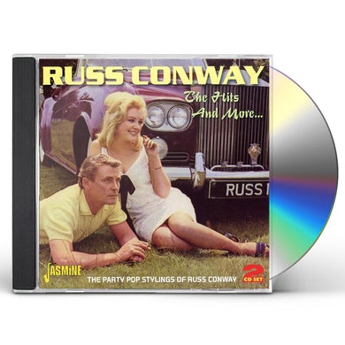 Russ Conway HITS & MORE CD