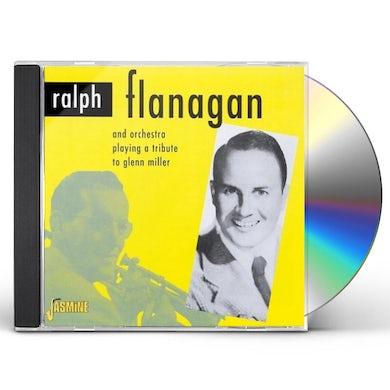 Ralph Flanagan & His Orchestra TRIBUTE TO GLENN MILLER CD