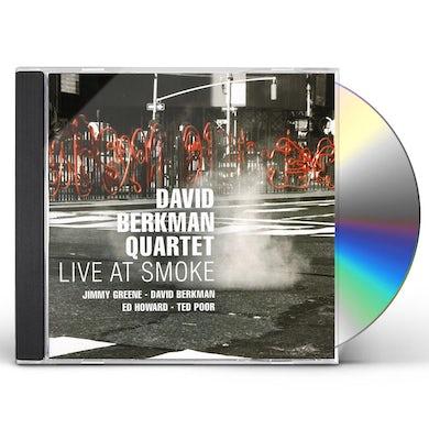 David Berkman LIVE AT SMOKE CD