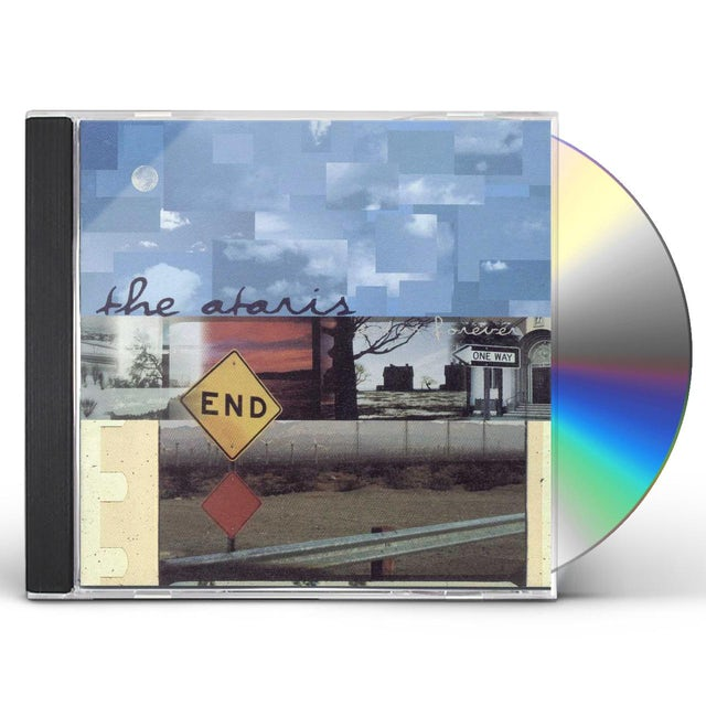 Ataris END IS FOREVER CD