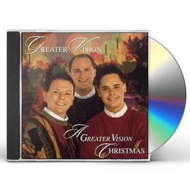 Greater Vision CHRISTMAS CD
