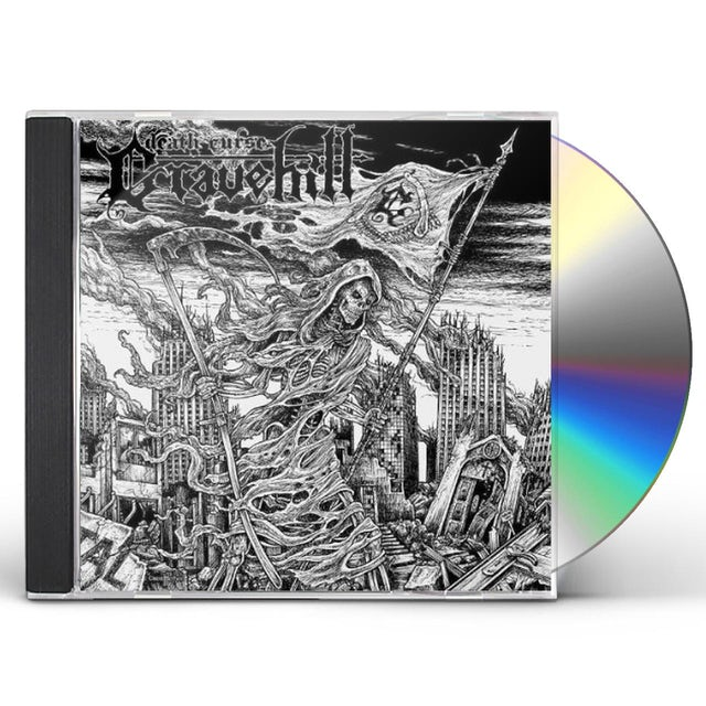 Gravehill DEATH CURSE CD