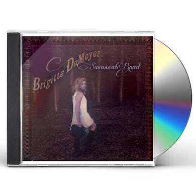 Brigitte Demeyer SAVANNAH ROAD CD