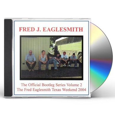 Fred Eaglesmith BOOTLEG VOLUME 2 CD