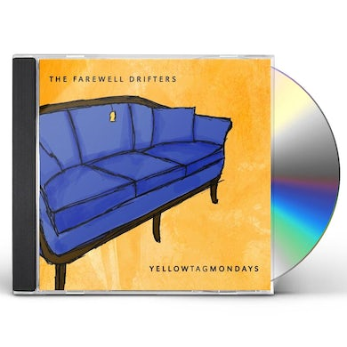 Farewell Drifters YELLOW TAG MONDAYS CD