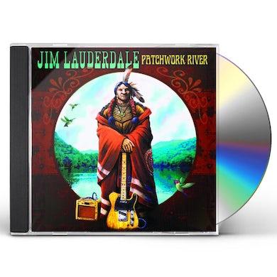 Jim Lauderdale PATCHWORK RIVER CD