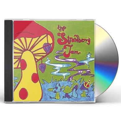 Strawberry Jam JAM CD