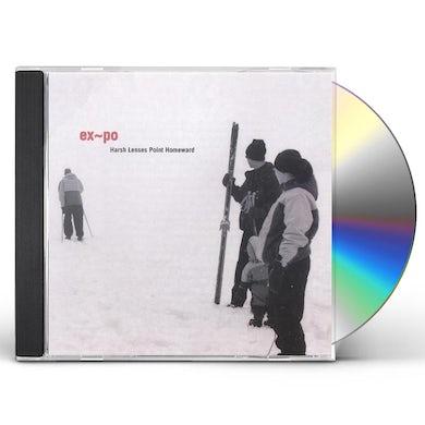 Expo HARSH LENSES POINT HOMEWARD CD