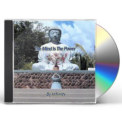 DJ Infinity MIND IS THE POWER CD