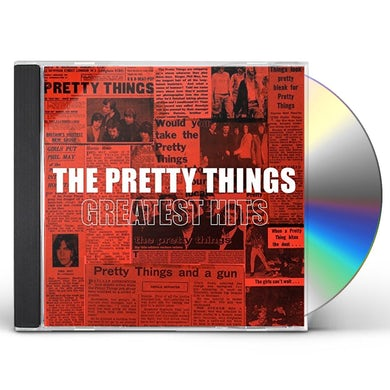 The Pretty Things GREATEST HITS CD