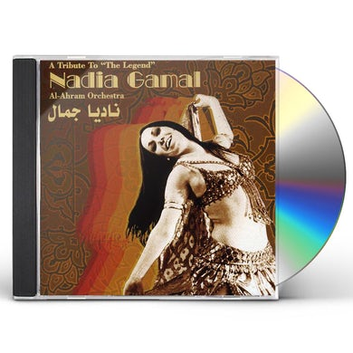 Al-Ahram Orchestra TRIBUTE TO THE LEGEND NADIA GAMAL CD
