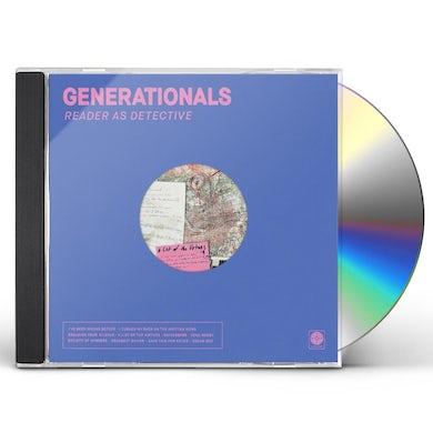 Generationals Reader As Detective CD